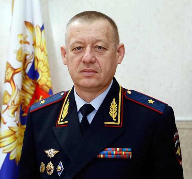 Генерал Домашев Владимир Егорович