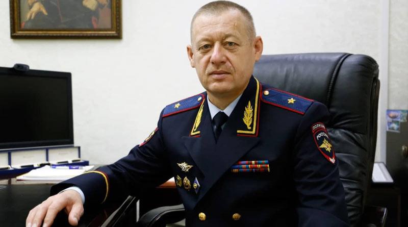 Генерал-майор полиции Домашев Владимир Егорович