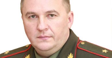 Министр обороны Хренин Виктор Геннадиевич
