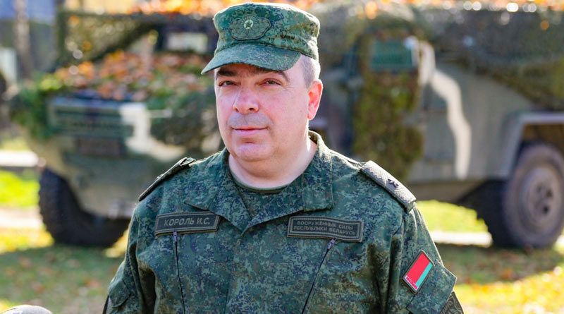 Генерал-майор Игорь Король