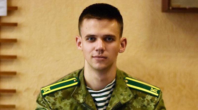 Курсант Леонид Зданович