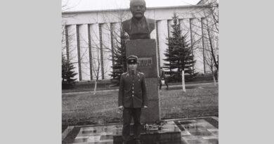 Турсунов Намоз Хаитович