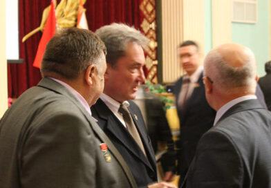 Военные пенсионеры Беларуси