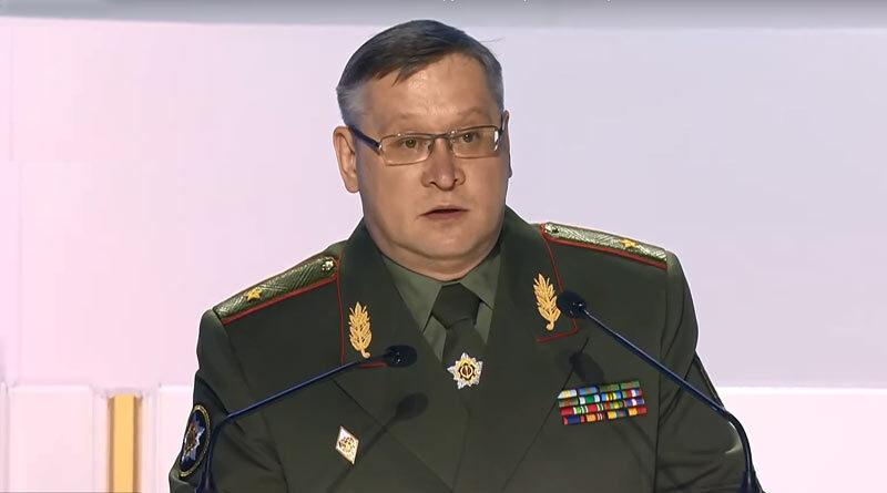 ГенералМуравейко Павел Николаевич