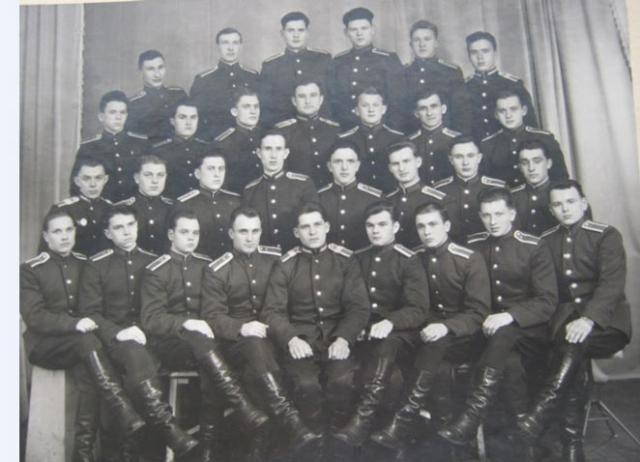 Троско Николай -  курсант авиационно-технического училища