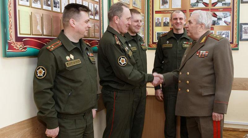 Генерал-лейтенант Иван Журавлевич