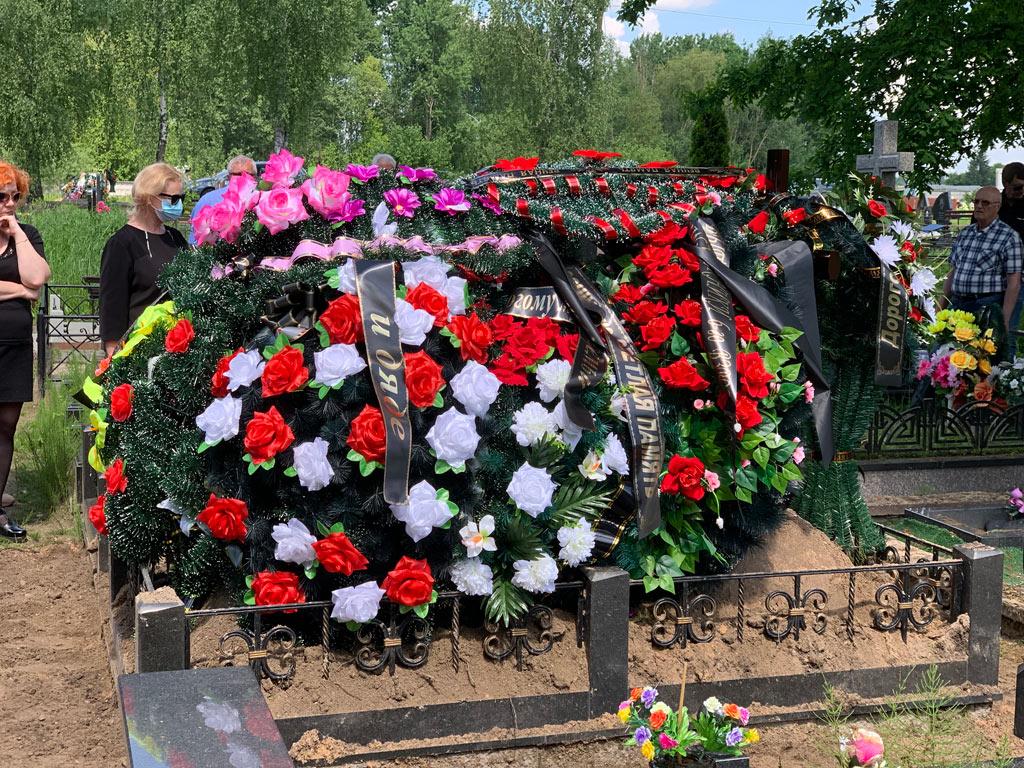 Чеслав Поплавский - прощание 8 июня 2021