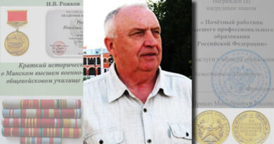 Николай Васильевич Рожков